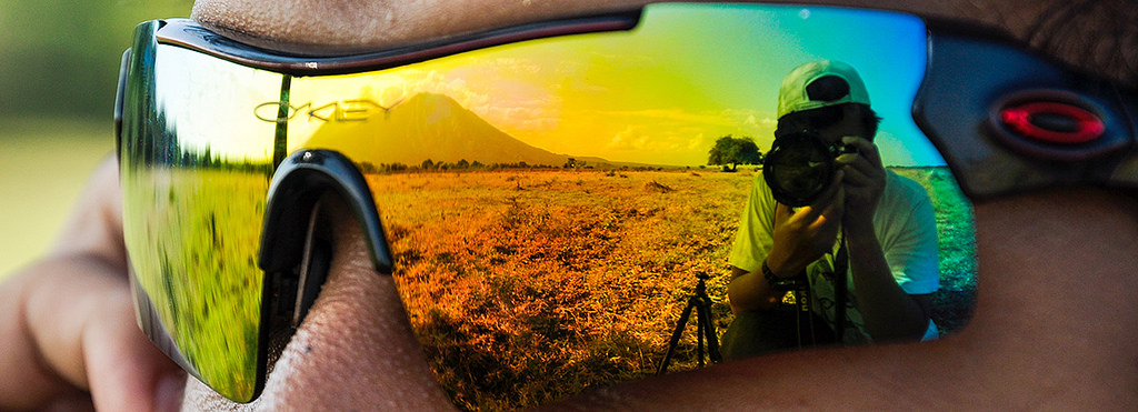 """""""Selfie Time"""" by Domy Kamsyah via Flickr Creative Commons"""