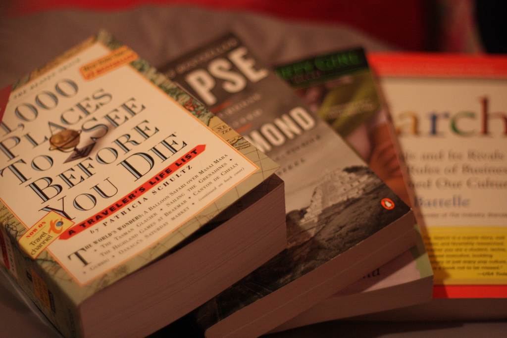 """Project 365:26 Book Stores"" by Jenn Vargas via Flickr Creative Commons"