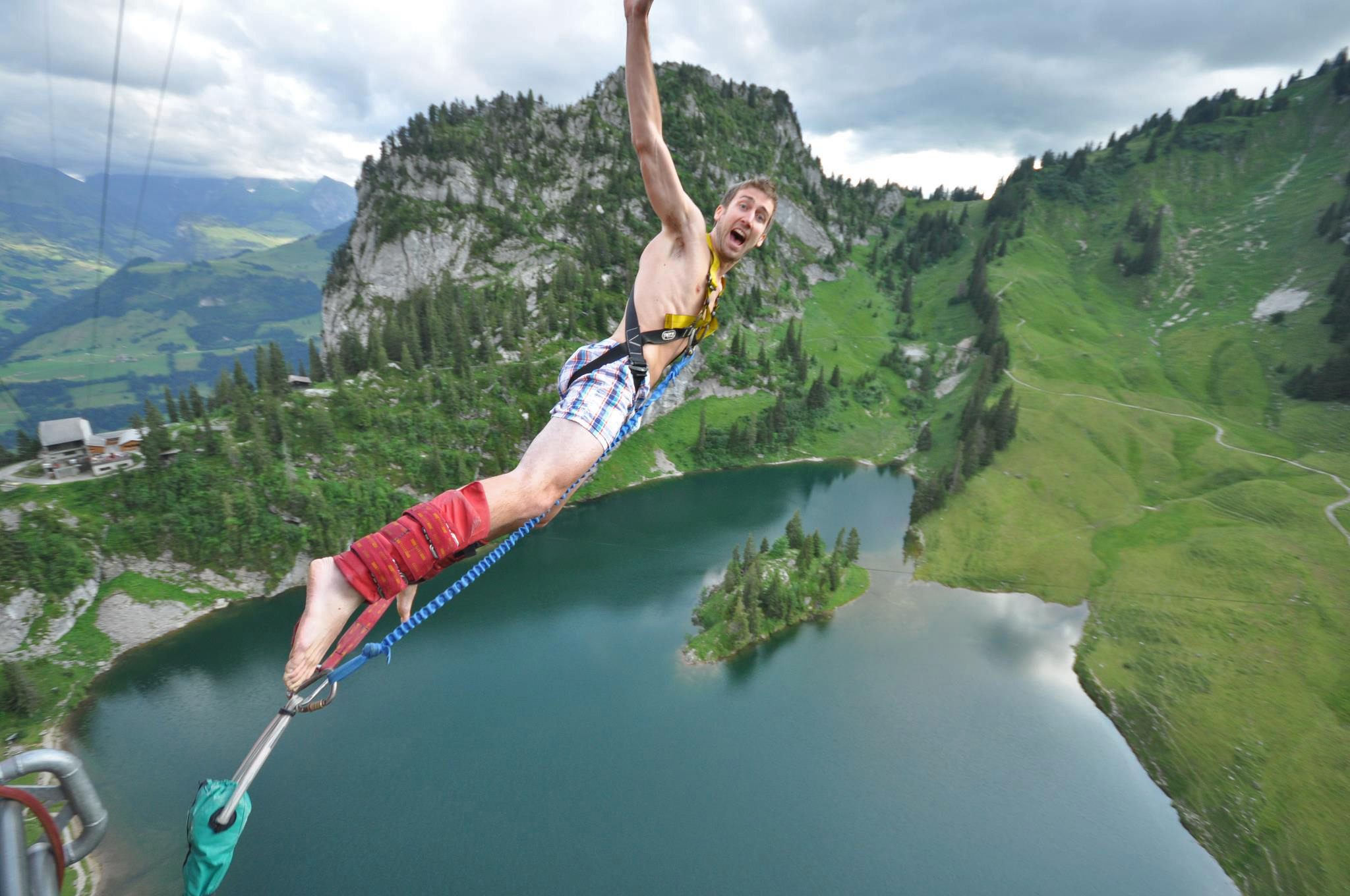 The World's Best Bungee Jumping