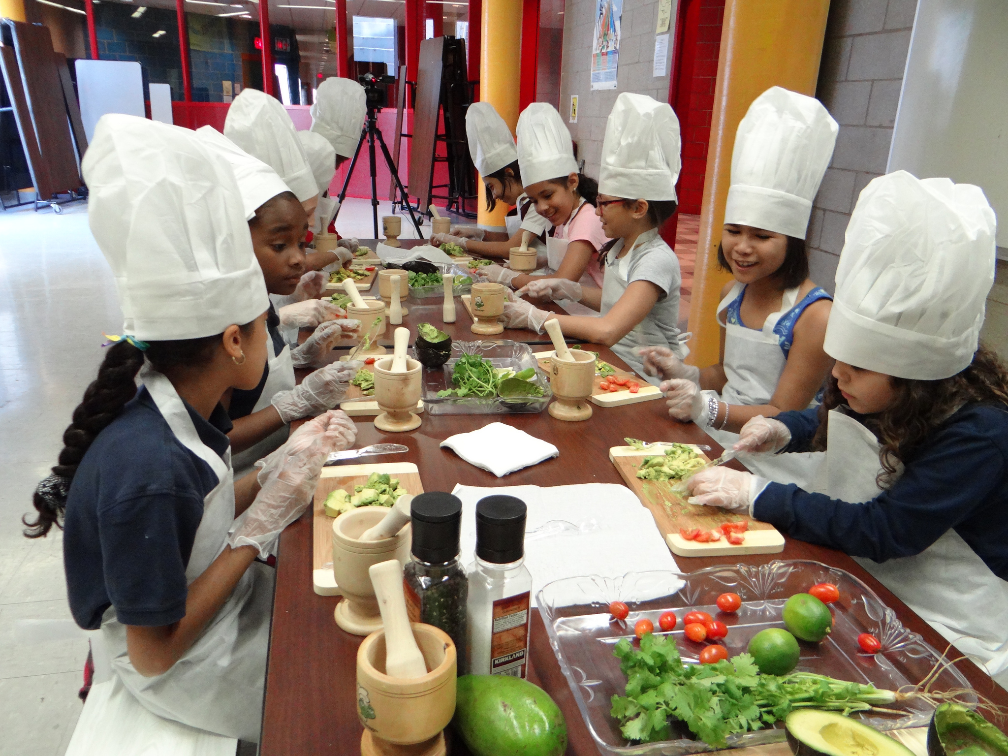 """Coqui the Chef Nutrition Workshop' by Coqui the Chef via Flickr Creative Commons"
