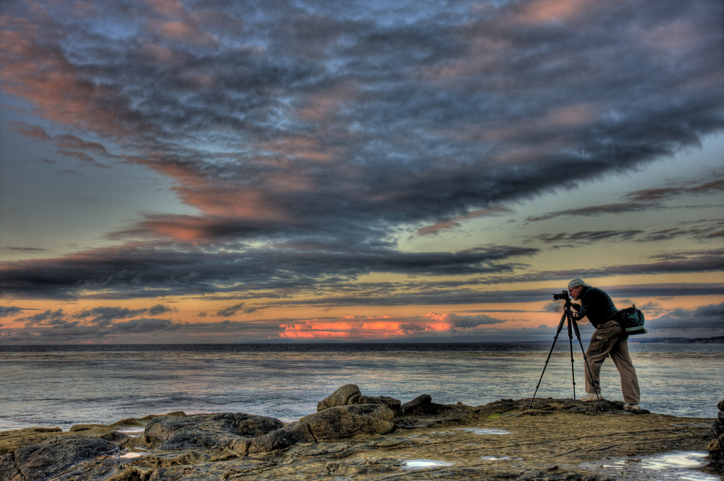"""""""The Photographer"""" by Nathan Rupert via Flickr Creative Commons"""
