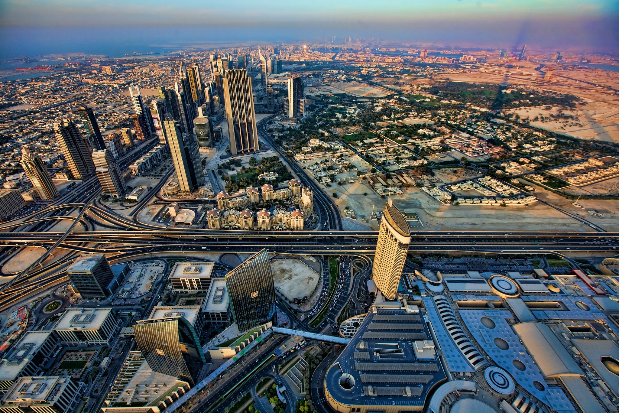 """Sky Over Dubain"" by Michael Theis via Flickr Creative Commons"
