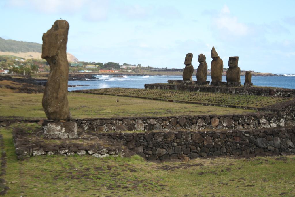 """Rapa Nui - Ahu Vai Uri, Complejo Tahai"" by Adolfo Otarola"