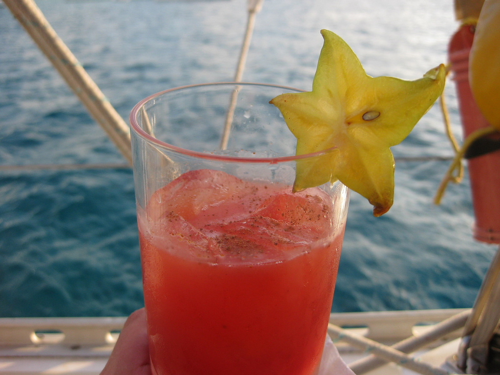 """""""Rum Punch"""" by Emily via Flickr Creative Commons"""
