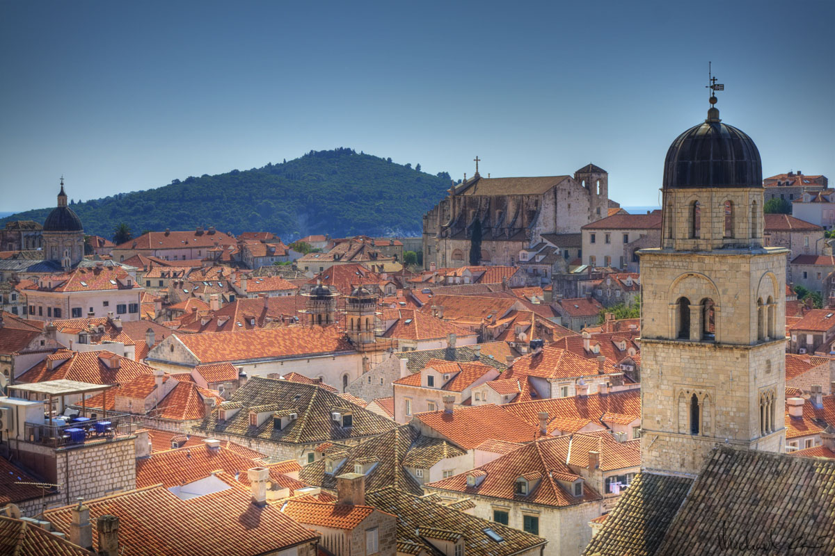 """Dubrovnik Old Town"" by Michael Caven via Flickr Creative Commons"