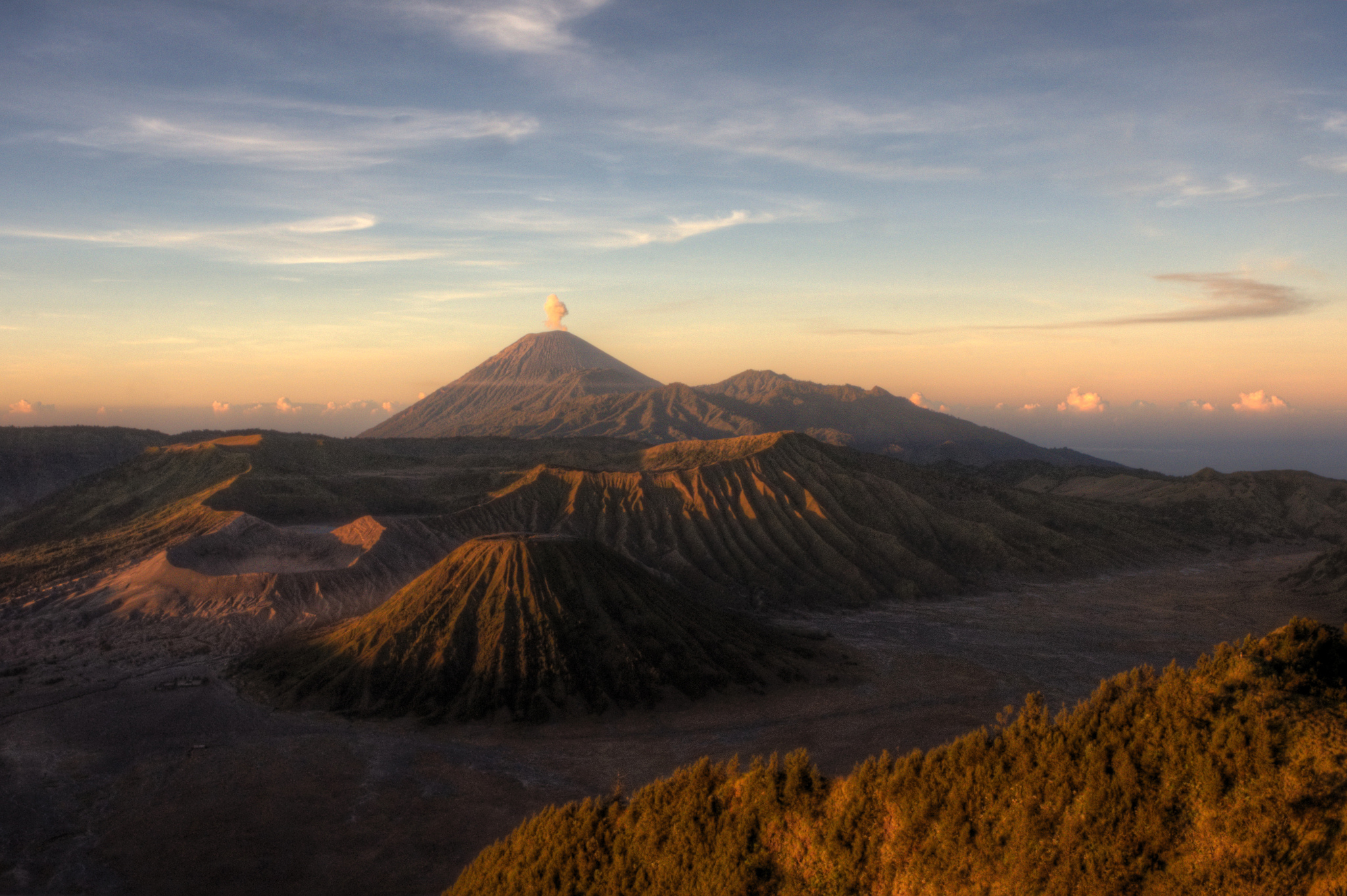 """Morning at Bromo Java"" by Mariusz Kluzniak via Flickr Creative Commons"