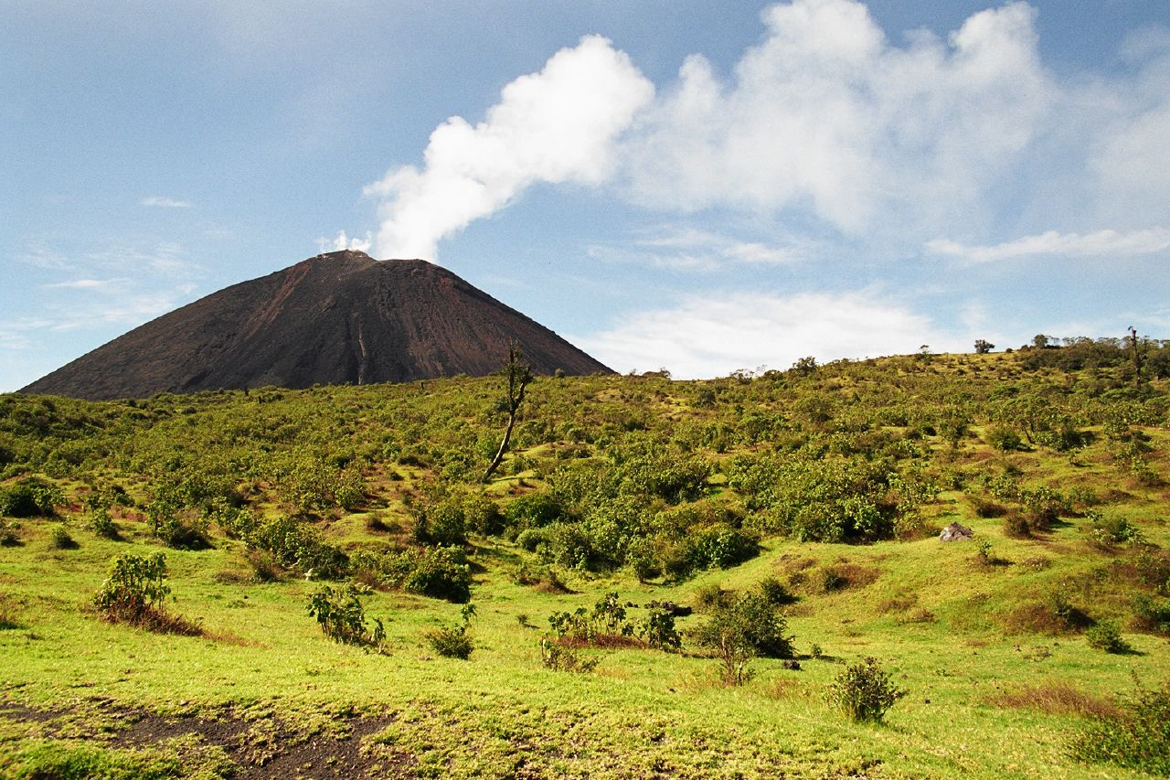"""Pacaya Volcano"" by Bruno Girin via Flickr Creative Commons"