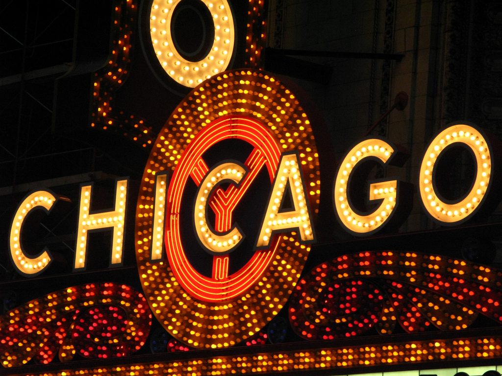 """Chicago"" by Kevin Dooley via Flickr Creative Commons"