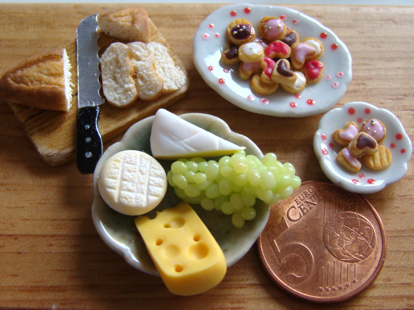 """Cheese, Bread and Cookies"" by Stéphanie Kilgast via Flickr Creative Commons"