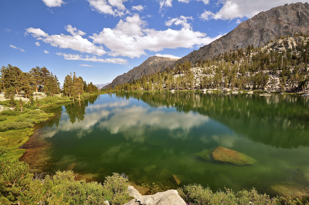 Hiking The Whole 212 Miles Of The John Muir Trail