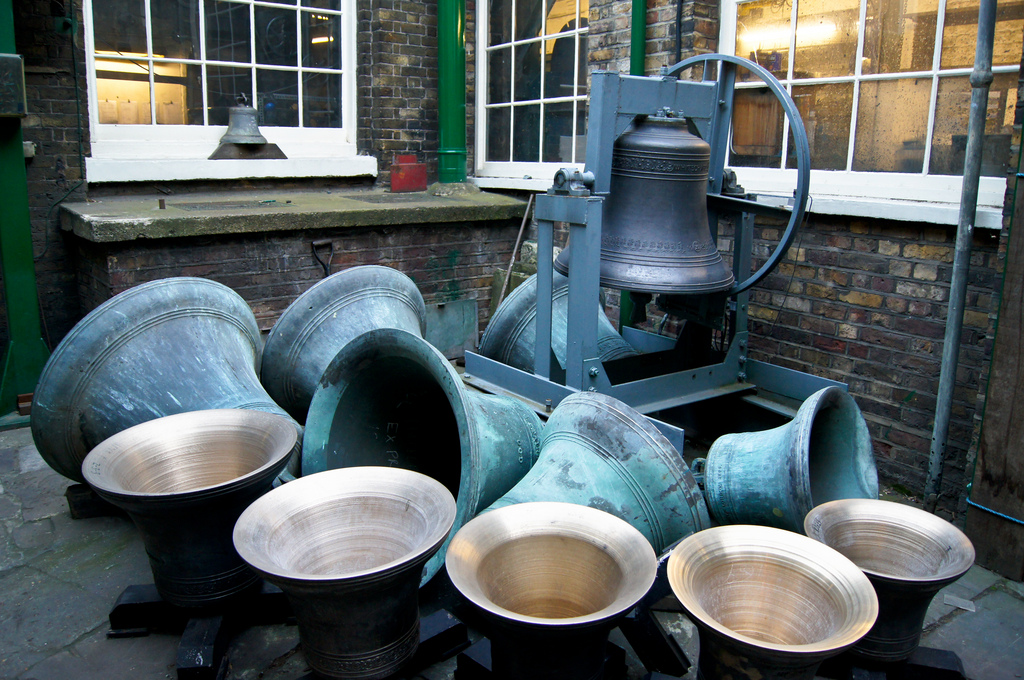 """Whitechapel Bell Foundry"" by Evo Flash via Flickr Creative Commons"