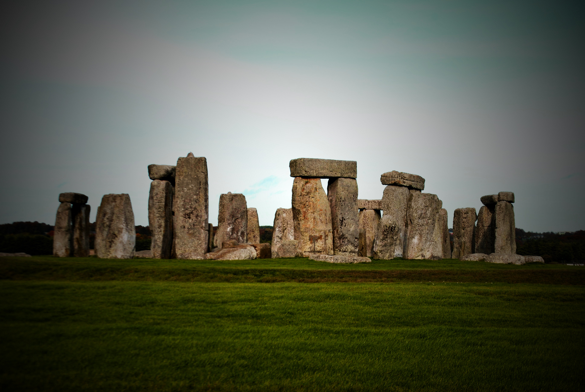"""Stonehenge"" by Oscar F. Hevia via Flickr Creative Commons"