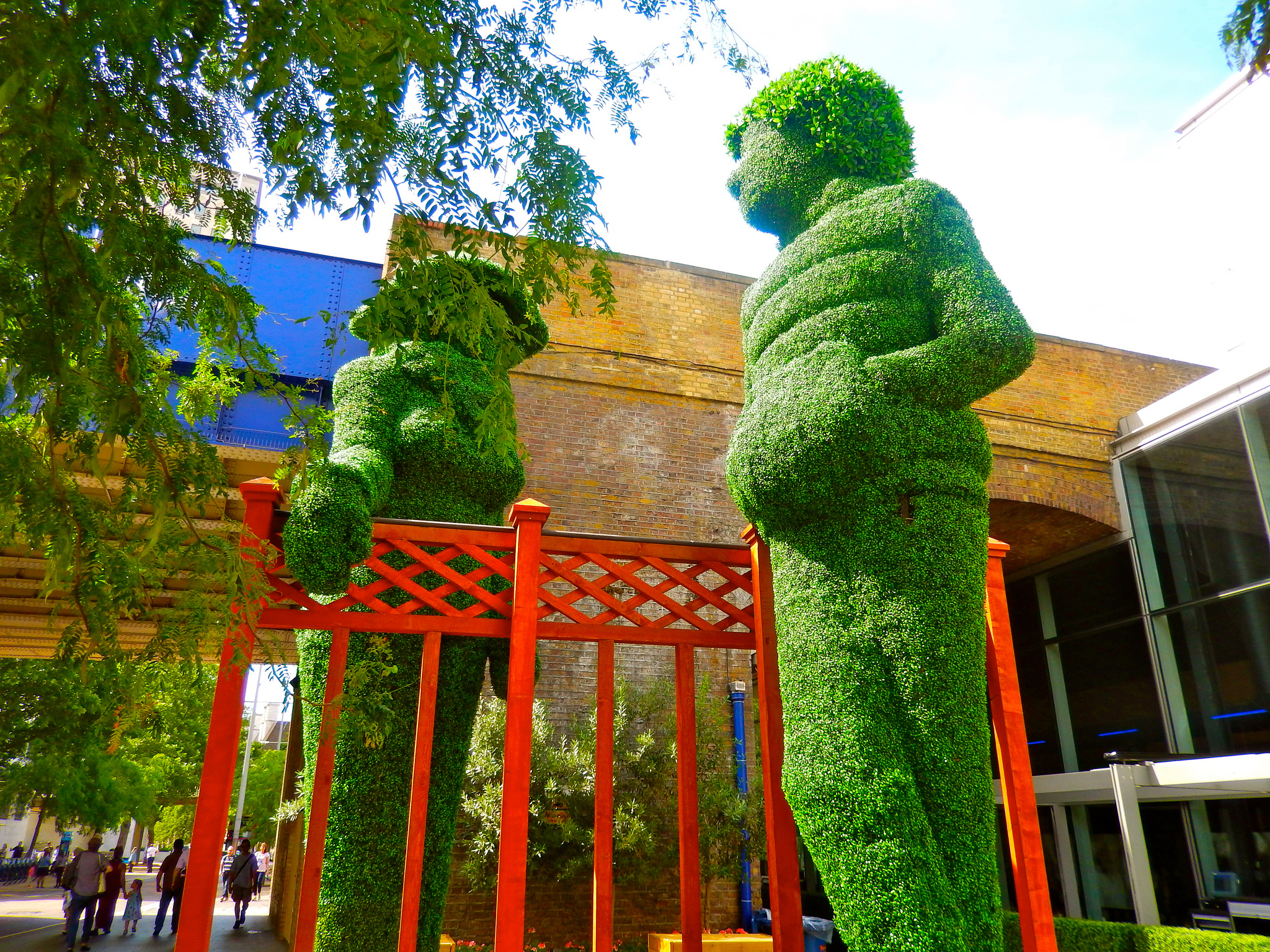 """Southbank Centre - Neighbourhood Festival"" by Sarah_Ackerman via Flickr Creative Commons"