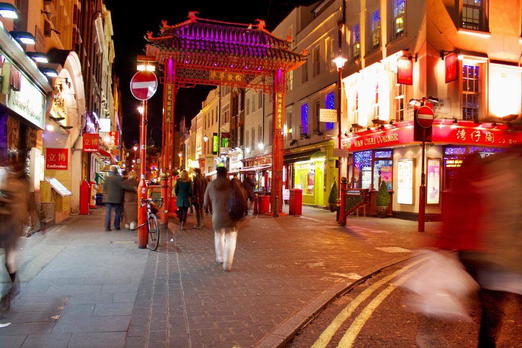 """Soho, London"" by Gotardo González via Flickr Creative Commons"