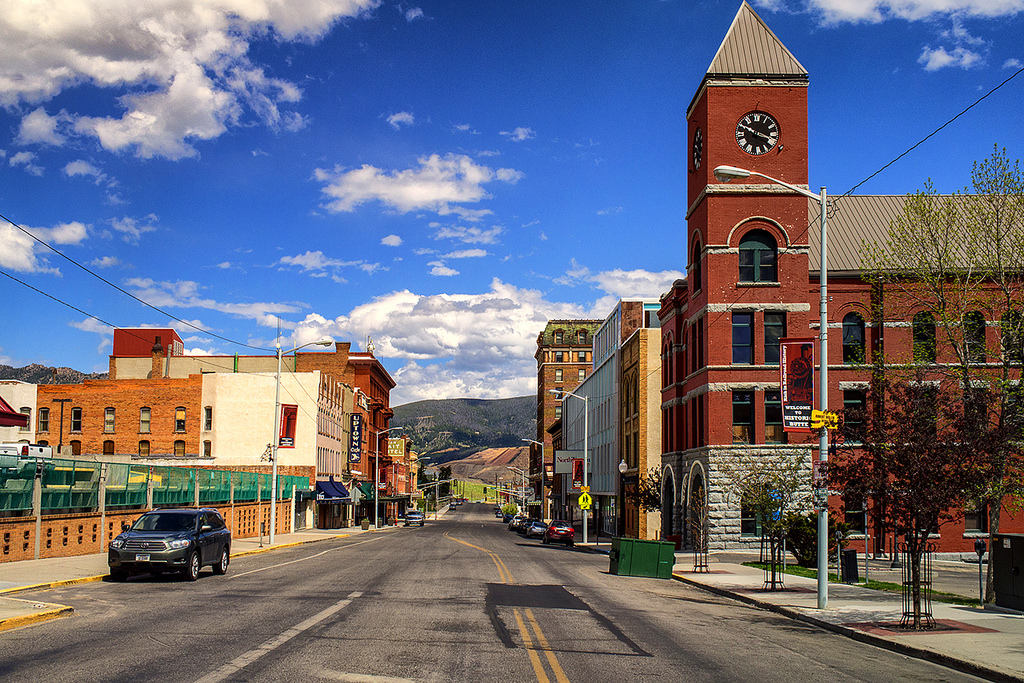 """Uptown Butte"" by Juan Calderón via Flickr Creative Commons"