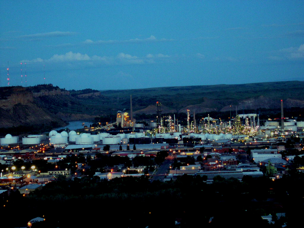 """Billings, MT Industry"" by Kxlly  via Flickr Creative Commons"