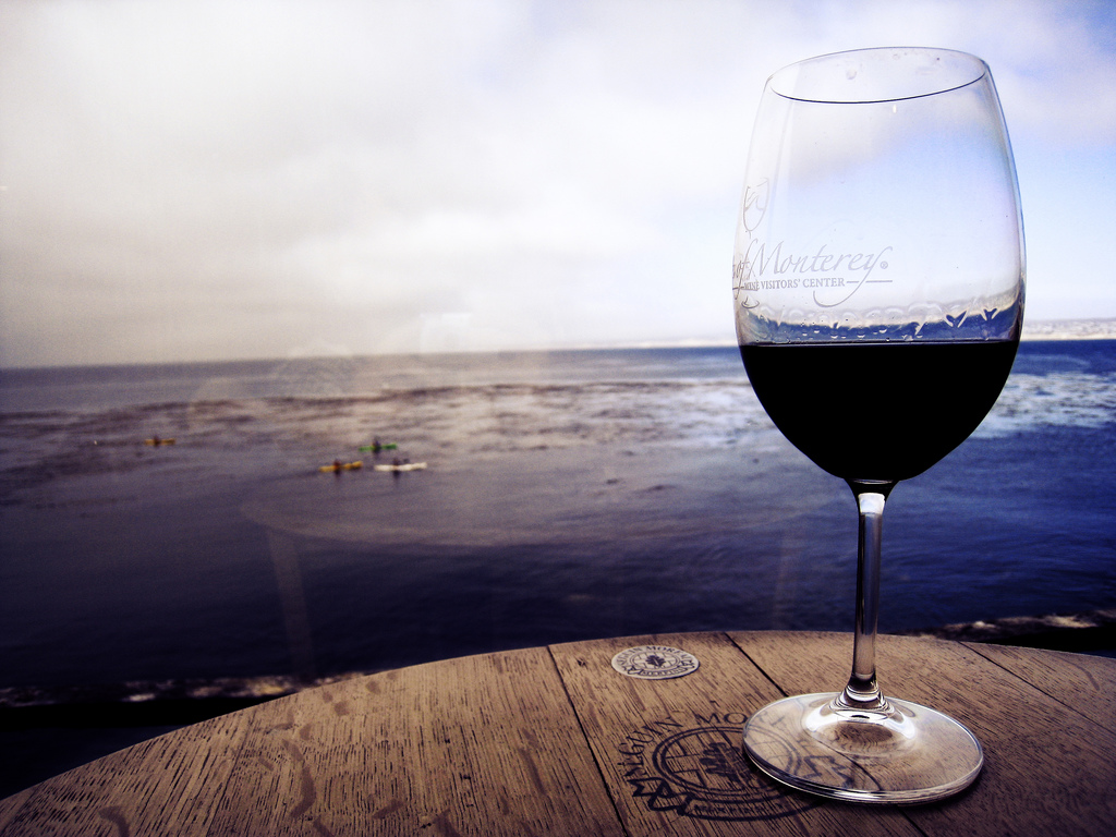 """Wine Horizon"" by Bill Selak via Flickr Creative Commons"