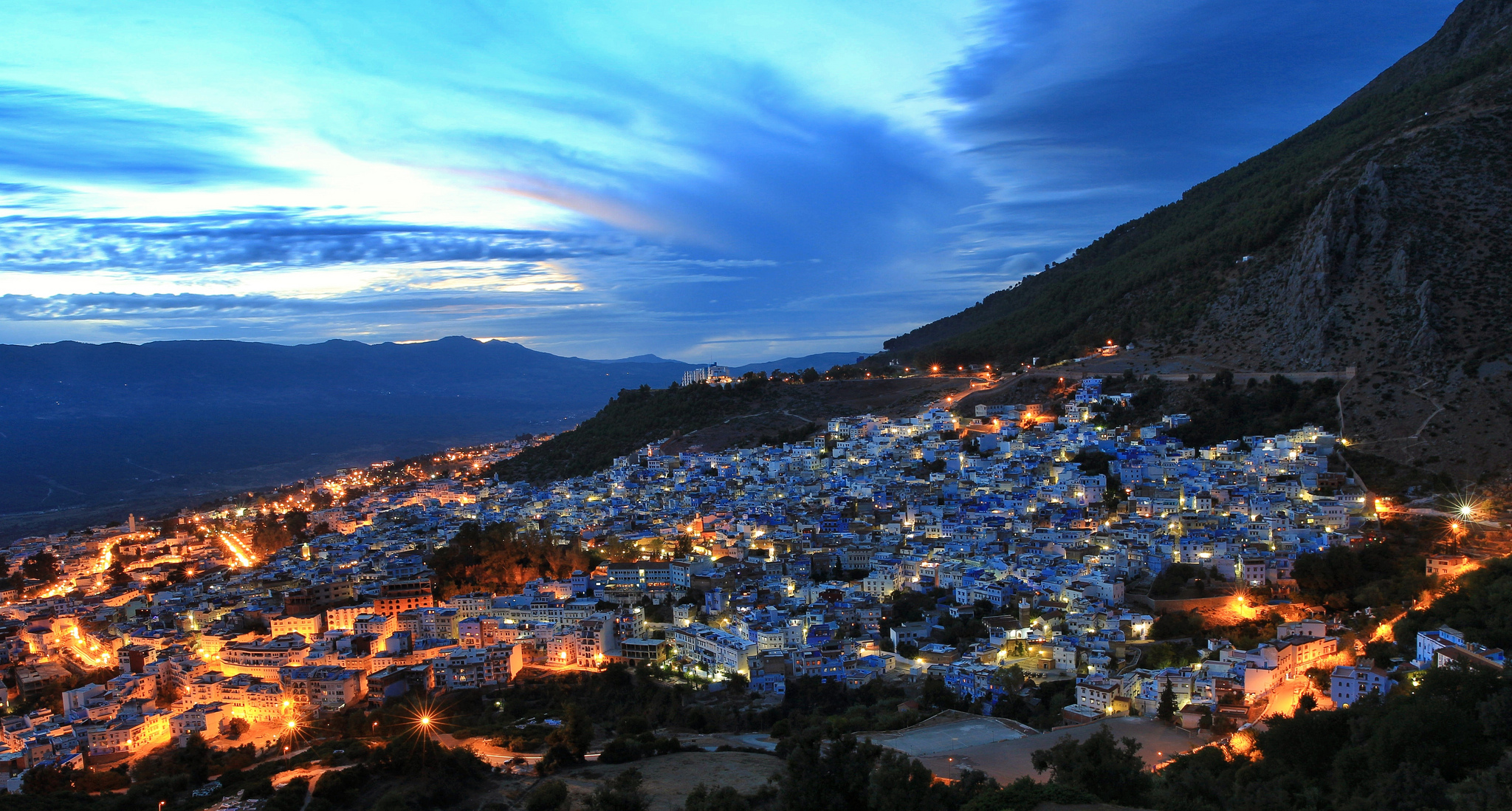 """Chefchaouen"" by Franx via Flickr Creative Commons"