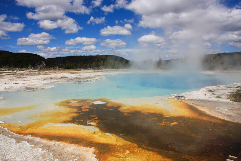 """Yellowstone National Park"" by Phaedra via Flickr Creative Commons"