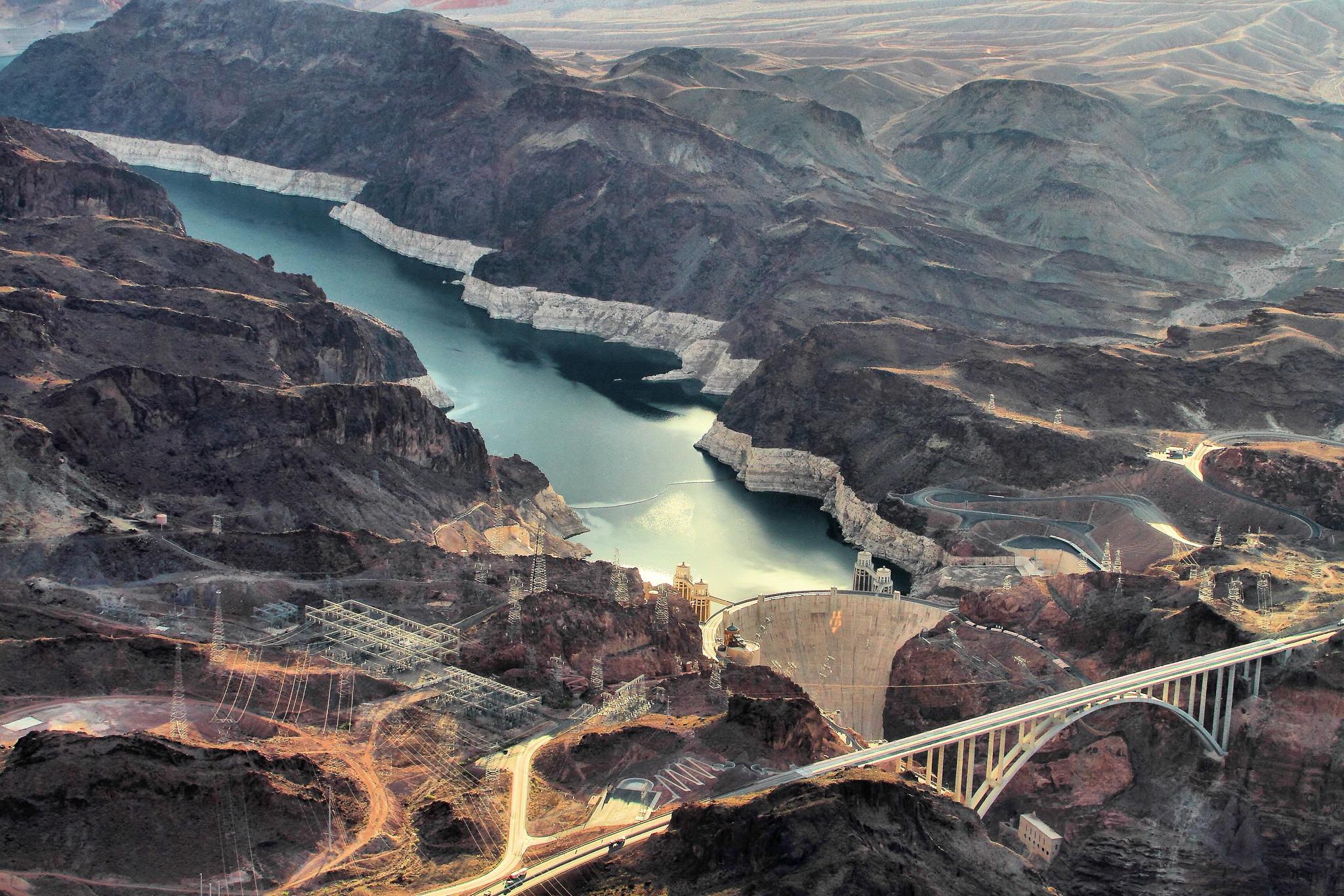 """Hoover Dam"" by Airwolfhound via Flickr Creative Commons"