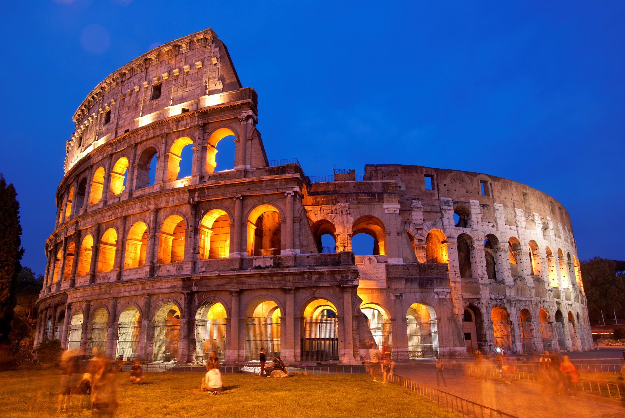 Get To Know Rome's Colosseum