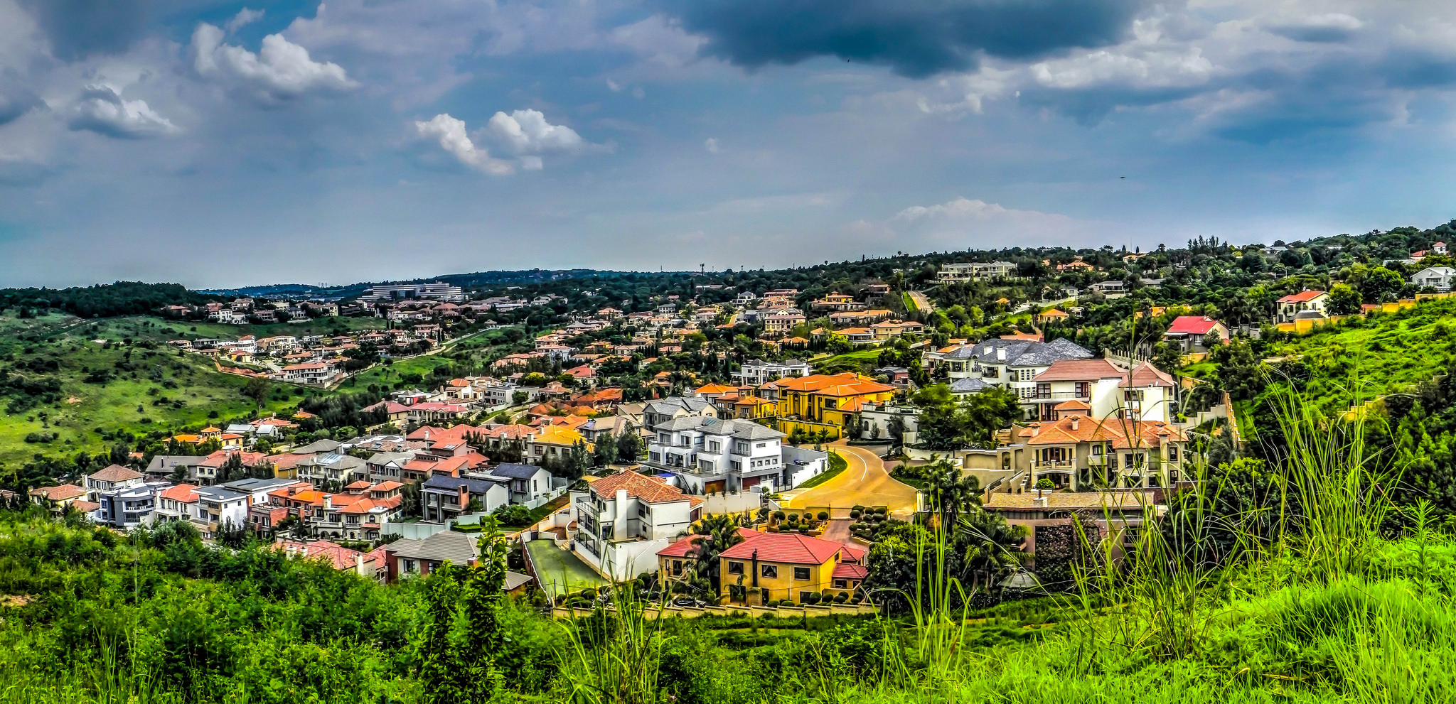 """Waterkloof Pretoria HDR"" by Paul Saad via Flickr Creative Commons"