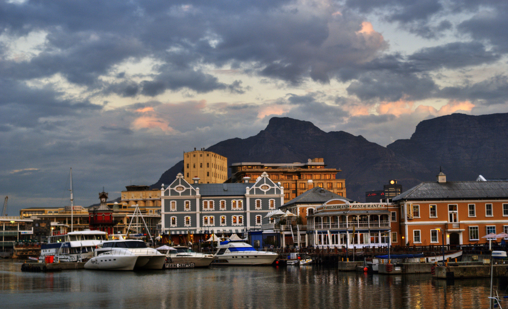 """Cape Town"" by Mariusz Kluzniak via Flickr Creative Commons"