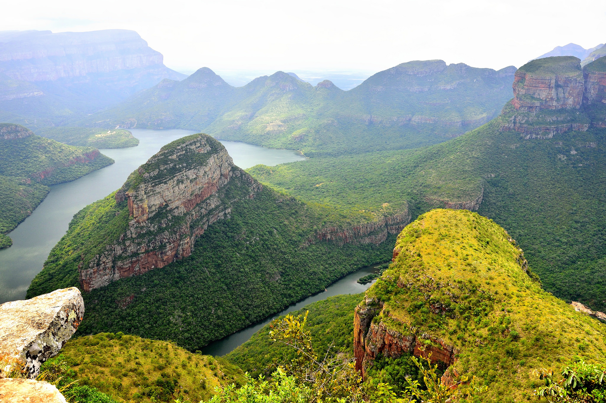 """Blyde River Canyon Dam, Mpumalanga, South Africa"" by South African Tourism via Flickr Creative Commons"
