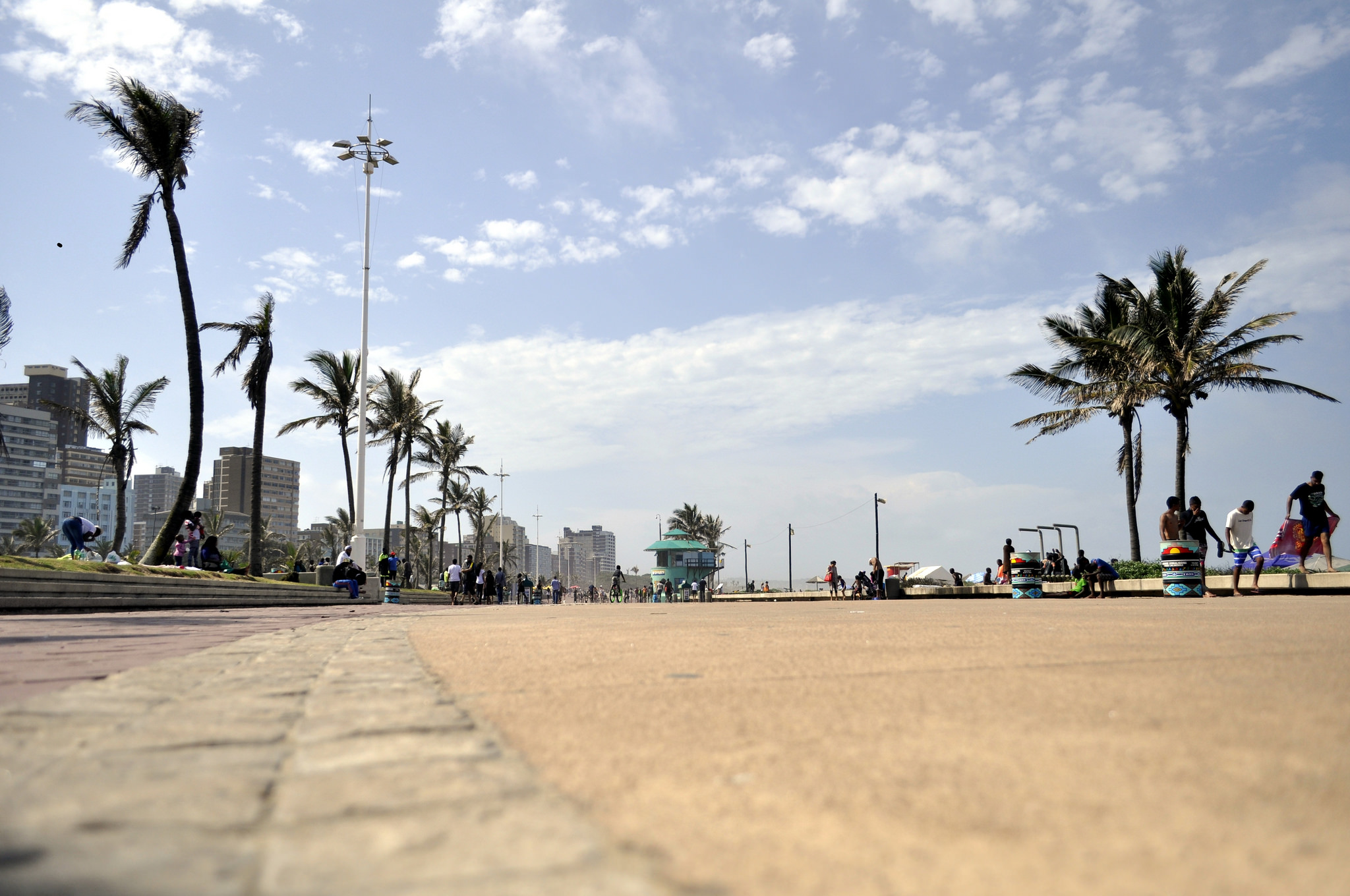 """Durban Beach"" by Darren Glanville via Flickr Creative Commons"