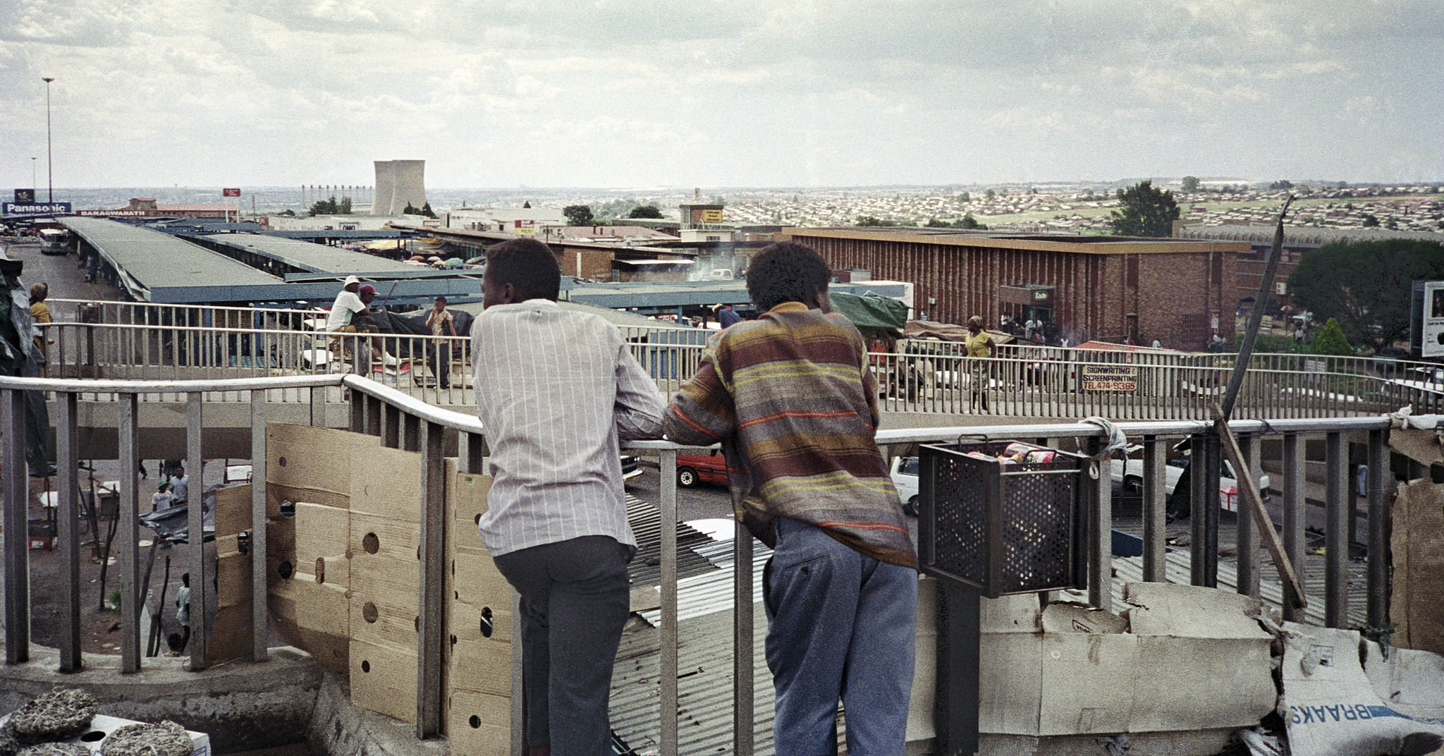 """Soweto Skyline"" by Gratpic via Flickr Creative Commons"