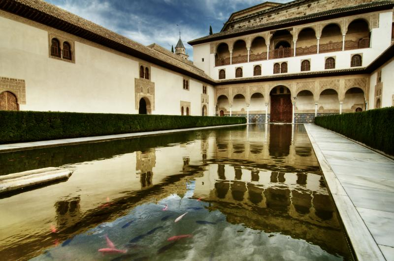 Palace de Alhambra // Photo Credit: Jose Maria Cuellar