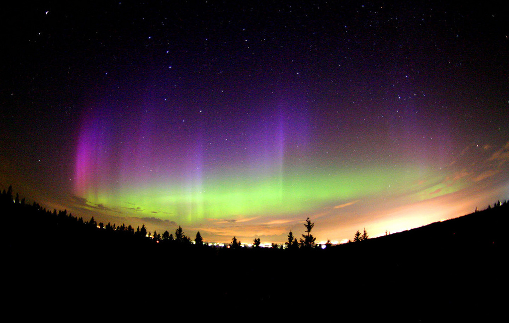 """""""Northern Lights"""" by Image Editor via Flickr Creative Commons"""