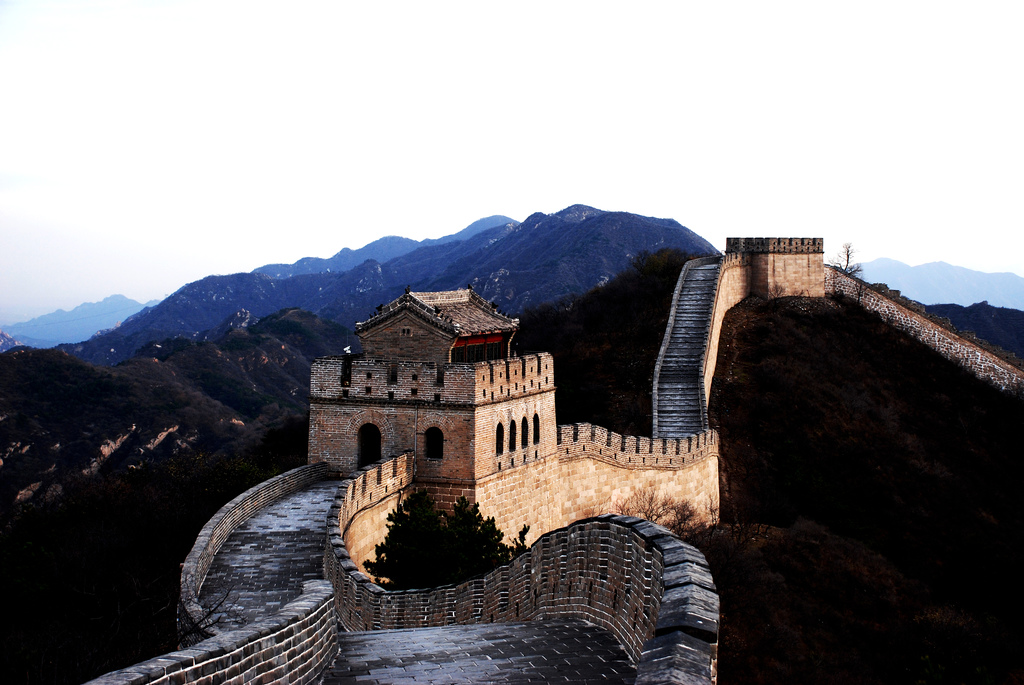 """The Great Wall of China"" by Marianna via Flickr Creative Commons"
