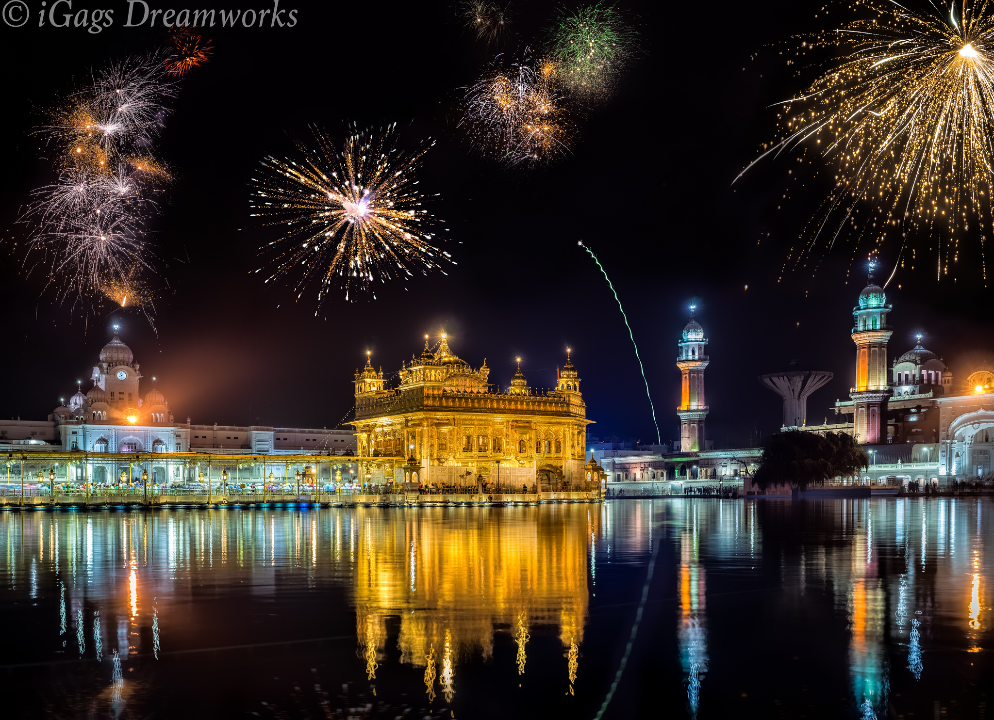 Top 10 Fireworks Displays Around The World