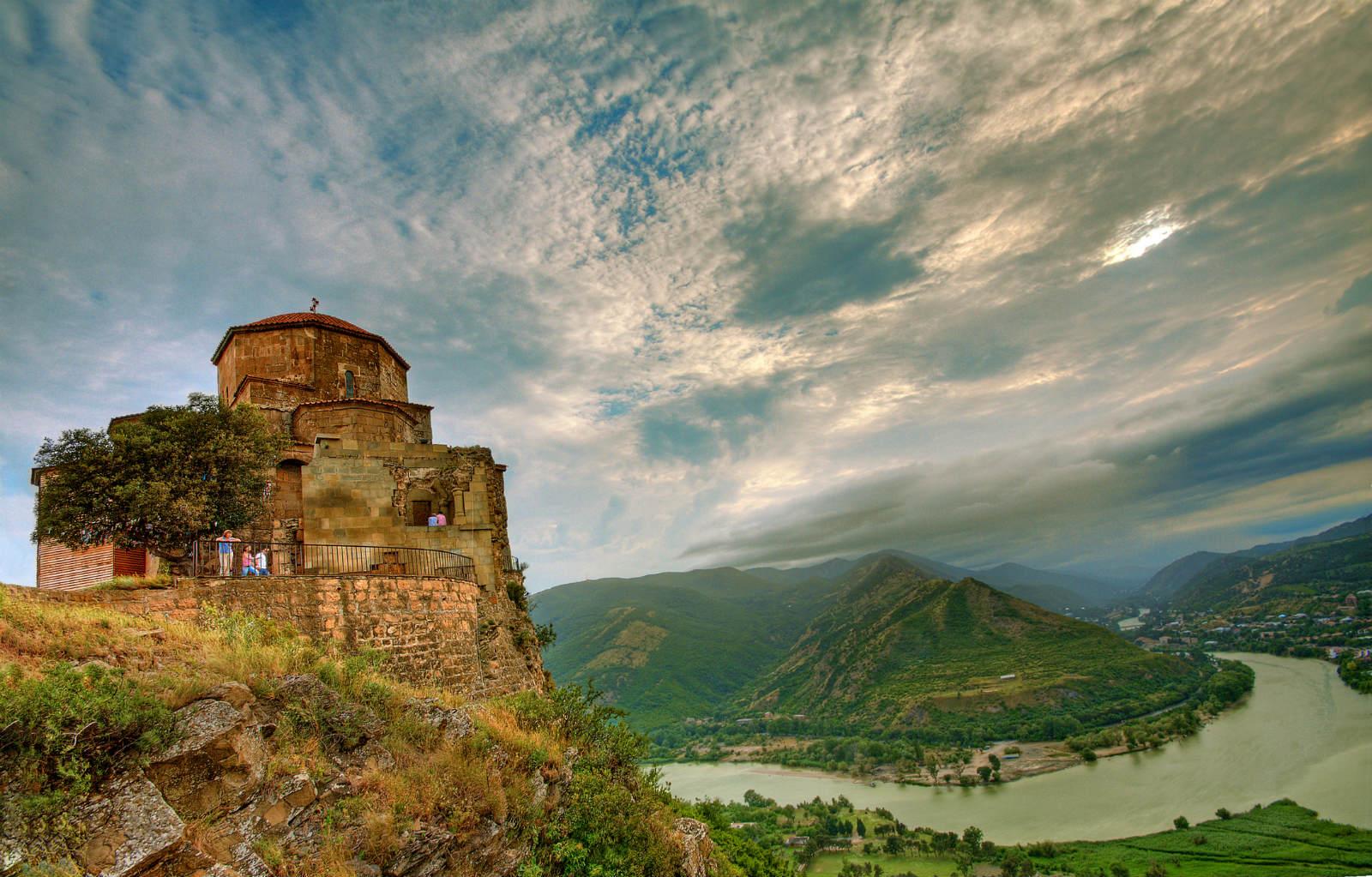 Georgia Caucasus Travel Guide