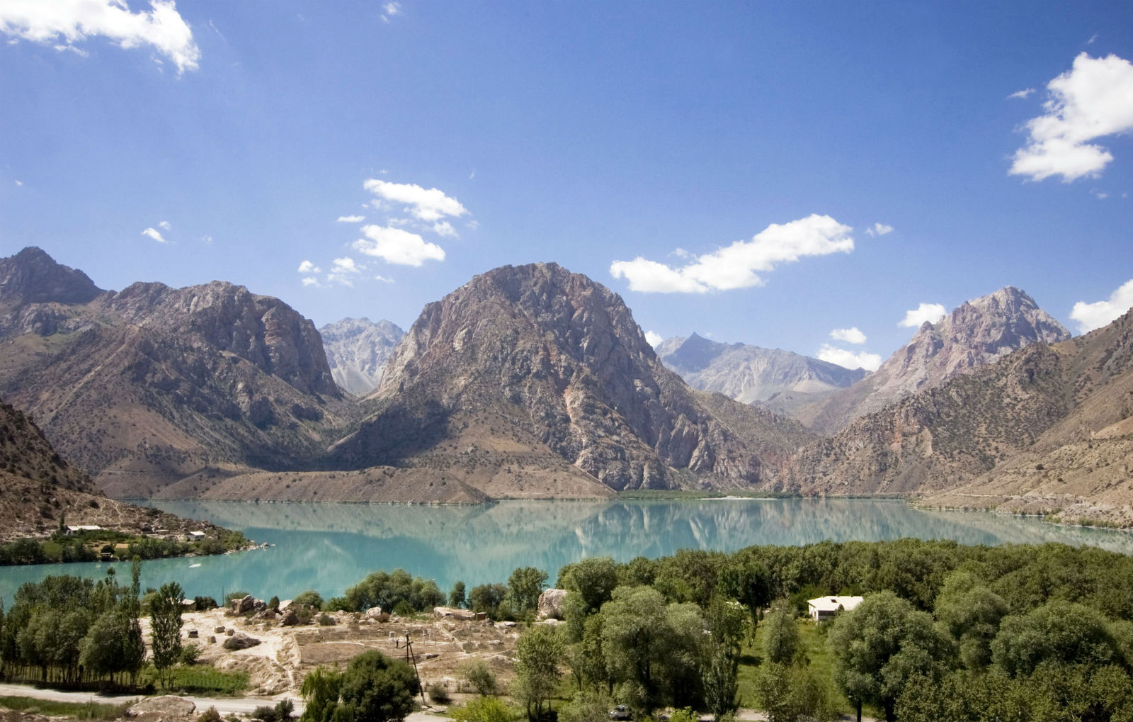 Tajikistan Travel Guide