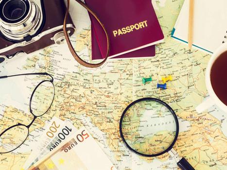 Rtw travel  trip planning
