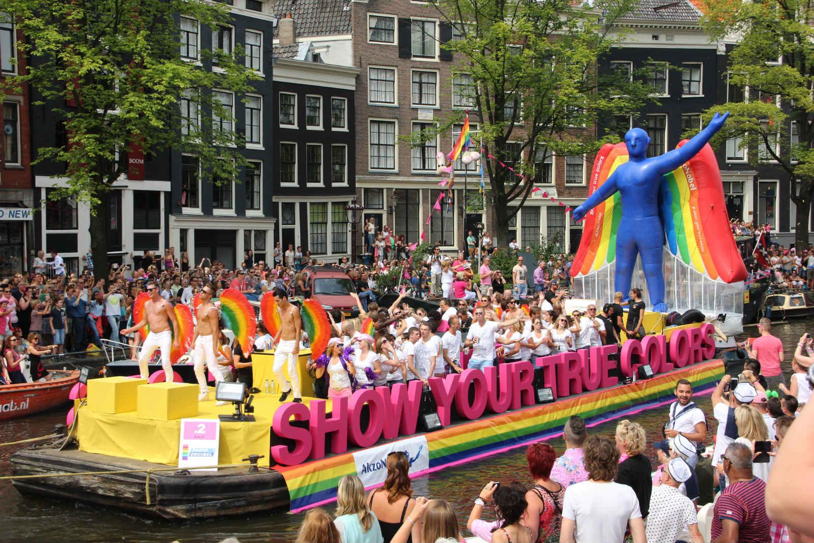 Gay Friendly Hotels Amsterdam