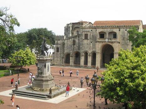 Columbus park dominican republic