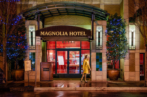 Photo Courtesy of the Magnolia Hotel