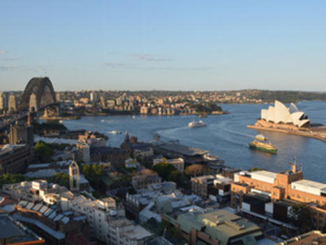 Itinerary overview medium sydney