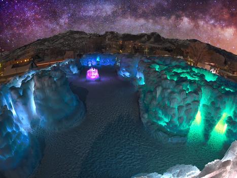 Ice castles usa 2