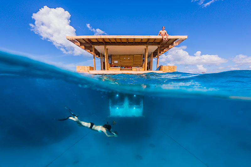 Photo Credit: Manta Resort