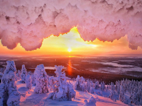The Most Beautiful Place to Watch the Northern Lights