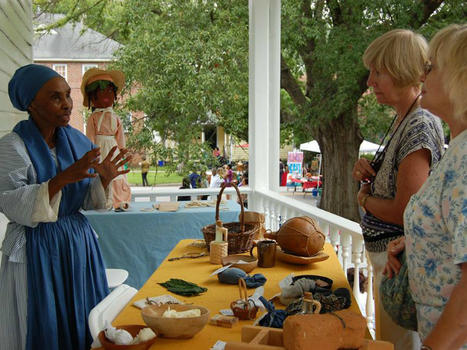 Charleston slavery tours discover south carolina2