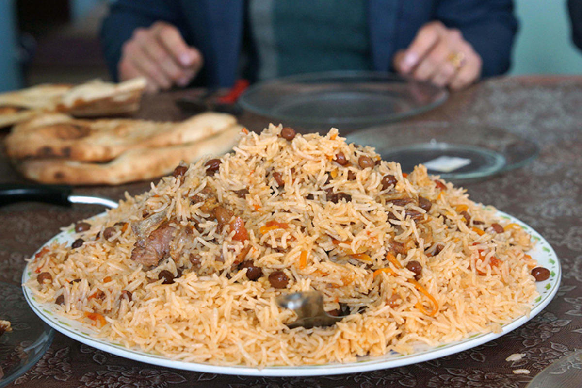 Afghanistan food and restaurants for Afganistan cuisine