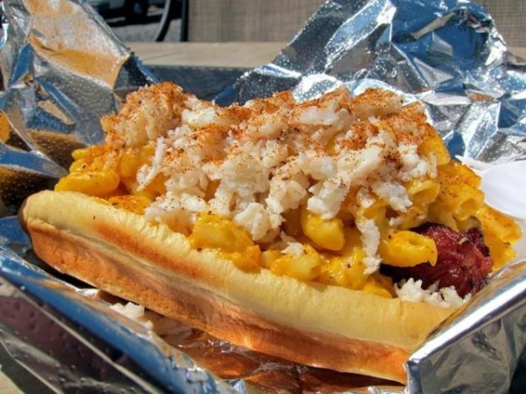The Best Baseball Stadiums For Food For Those Who Consider Eating A
