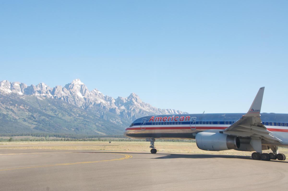 Wyoming Airports