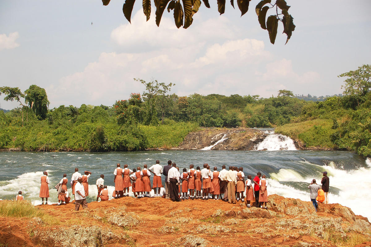"""White-water Rafting Jinja"" by UgandaSunisa Kanchanasuwan via Flickr Creative Commons"