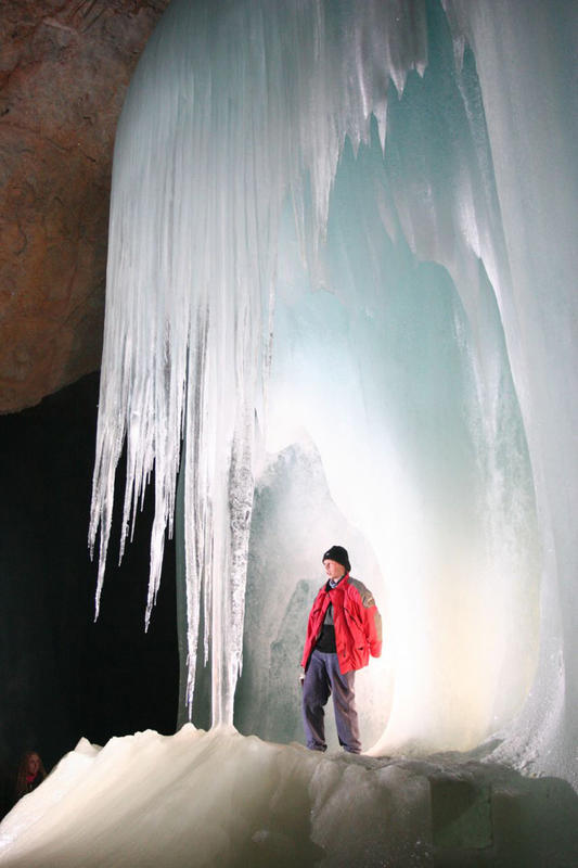 Volcanoes and Ice Caves–New Mexico | Terry Spear's Shifters  |New Mexico Ice Caves
